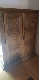 High-quality old hunting/Weapon cabinet in Ramstein, Germany