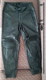 WOMAN'S BIKER LEATHER PANTS in Wiesbaden, GE