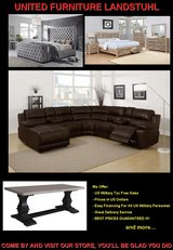 *Welcome To United Furniture Landstuhl* in Ramstein, Germany