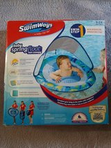 BRAND NEW! Swimways Baby Spring Float w/ Sun Canopy in Clarksville, Tennessee