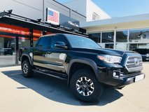 *TRUCK STEAL* 2017 Toyota Tacoma TRD OFF Road S\Crew 4WD in Spangdahlem, Germany