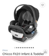 Chicco Fit2 Travel System in Kingwood, Texas