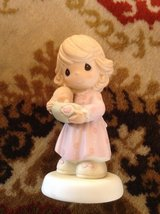 """Precious Moments Figurine 5"""" Always Close to my Heart, 2004 in Ramstein, Germany"""