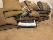 Miscellaneous Cushion Pillows in Camp Lejeune, North Carolina