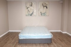 Queen Size Mattress - Sealy Back Saver Heston in Kingwood, Texas