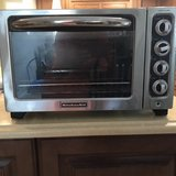 KitchenAid 12 inch Covection Countertop Oven in Glendale Heights, Illinois