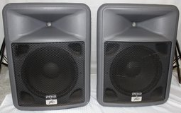 Two Peavey PR 12 400W Speakers in Fort Campbell, Kentucky
