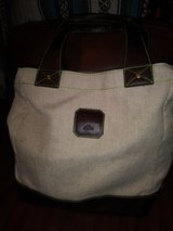 Canvas bag with zipper in Kingwood, Texas