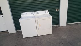 whirlpool washer & dryer(free delivery)credit card accepted in Camp Lejeune, North Carolina