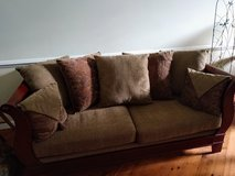 Couch and love seat in Camp Lejeune, North Carolina