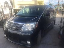 TOYOTA ALPHARD for parts in Okinawa, Japan