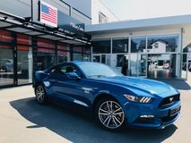 *GT 5.0 ALERT* 2017 Fastback Stick-shift *ACT FAST* in Spangdahlem, Germany