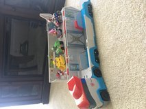 Paw  Patrol Truck and characters in Beaufort, South Carolina