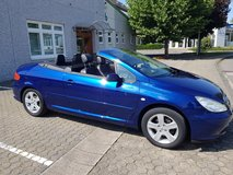 2005 Peugeot 307 CC Convertible * ONLY 49000 MILS * 2 Years new inspection * LIKE NEW CAR in Spangdahlem, Germany