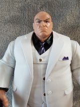 Kingpin BAF Figure in Camp Lejeune, North Carolina
