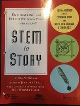 Homeschooling Stem-to-Story Lesson Plans in Cherry Point, North Carolina