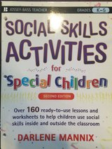 Social Skills Activities for Special Children in Cherry Point, North Carolina