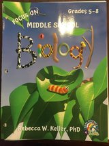 Homeschooling Biology Textbook with Lab in Cherry Point, North Carolina