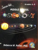 Homeschooling Astronomy Textbook with Lab in Cherry Point, North Carolina