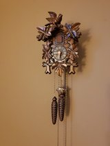 5 leaf Black Forest Cuckoo Clock in Camp Pendleton, California