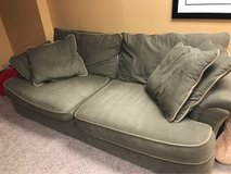 comfy sofa and matching chair in Westmont, Illinois