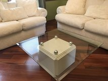 Glass Coffee table in Westmont, Illinois