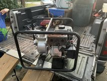 "2"" water pump in Conroe, Texas"