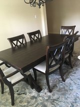 Dining table and Buffet in Kingwood, Texas