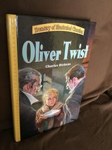 Oliver Twist in Okinawa, Japan