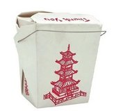 Chinese Take Out Boxes in Pasadena, Texas