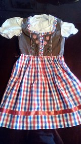 Dirndl with Apron and Blouse in Ramstein, Germany