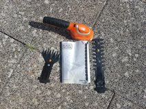 Black and Decker 7v Cordless Shear Set in Ramstein, Germany