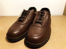 Mens Brown Oxford Shoes Size 10 Wide NEW Cabela's in Warner Robins, Georgia