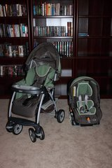 Chicco Cortina KeyFit 30 Travel System in Adventure in Macon, Georgia