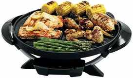George foreman electric indoor outdoor electric grill in 29 Palms, California