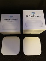 Apple Airport Express WiFi Routers - used in Stuttgart, GE