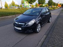 2009 OPEL CORSA OPC  SPORT *ONLY 100000 KM = 60000MILS *2 YEARS INSPEC. in Spangdahlem, Germany