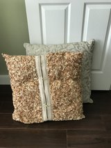 two LARGE pillows in Kingwood, Texas