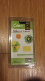 NEW!  Ribbons and Rosettes Cricut Cartridge in Westmont, Illinois