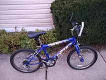 20 inch Bike with 6 gears in Plainfield, Illinois