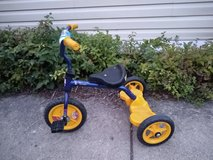 Tricycle in Yorkville, Illinois