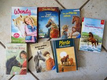 German chapter books about horses in Stuttgart, GE