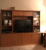 entertainment center/ TV stand in Camp Pendleton, California