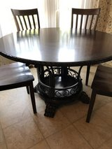 Table & Chairs $200 OBO in Clarksville, Tennessee