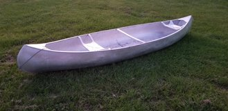 Grumman 13ft Aluminum Canoe Trade/Sale in Fort Leonard Wood, Missouri