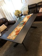 """72"""" Newfield Farmhouse dining table in Lackland AFB, Texas"""