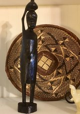 Ebony Wooden figurine in Richmond, Virginia