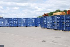 20ft storage containers for rent in Lakenheath, UK
