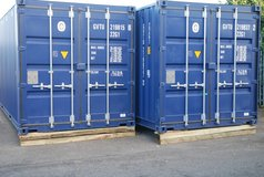 20ft containers for rent in Lakenheath, UK