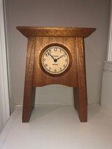 Original  New Keith Chambers Artisan Contemporary Mantel Clock in Westmont, Illinois